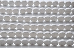 Production pills Stock Photos