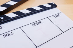 Production Time Stock Photo