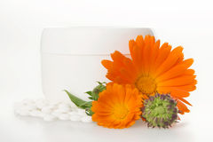 Productions from marigold medical. Royalty Free Stock Photography