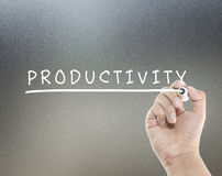 productivité Photos libres de droits