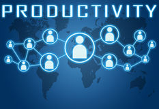 Productivity Stock Image