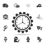 Productivity icon. Detailed set of finance, banking and profit element icons. Premium quality graphic design. One of the collectio. N icons for websites, web Stock Photo