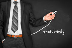 Productivity increase Stock Images