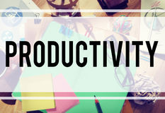 Productivity Production Capacity Efficiency Concept Stock Photos