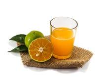 Producto anaranjado de la fruta Imagen de archivo