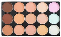 Producto cosmético para el facial de la piel Imágenes de archivo libres de regalías