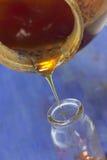 Producto de la apicultura de la miel Foto de archivo libre de regalías