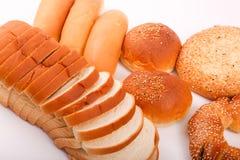 Producto de las panaderías fotos de archivo