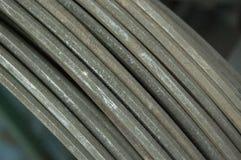 Producto de metal, barra de metal Fotografía de archivo
