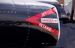 Producto del jet de Albatros Fotografía de archivo