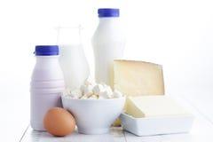 Producto lácteo Imagen de archivo