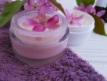 Producto orgánico de la salud de la protección de la salud de la desnatadora del ingrediente del cuidado del tratamiento cosmétic Fotografía de archivo