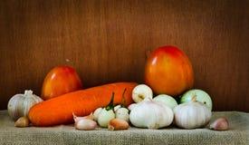 Producto-vehículos frescos de vegetables Imagen de archivo