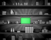 Producto verde Fotografía de archivo