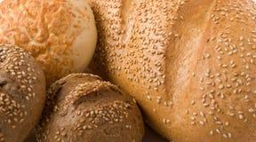 Productos alimenticios de la panadería fotografía de archivo libre de regalías