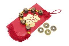 Productos chinos del Año Nuevo imagenes de archivo