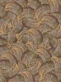 Productos de bambú Imagen de archivo