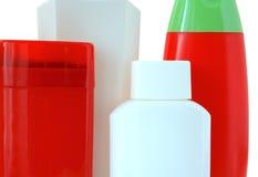 Productos de belleza. Imagen de archivo libre de regalías