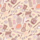 Productos de belleza Cosméticos Imagen de archivo libre de regalías