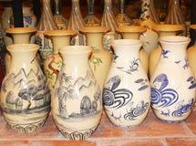 Productos de cerámica Imagen de archivo libre de regalías