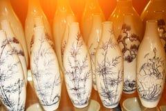 Productos de cerámica Foto de archivo