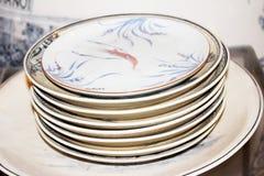 Productos de cerámica Fotografía de archivo libre de regalías