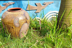 Productos de cerámica Fotografía de archivo