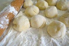 Productos de la panadería Fotografía de archivo