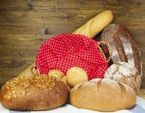 Productos de la panadería Fotos de archivo