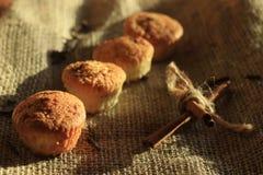 Productos de la panadería Foto de archivo