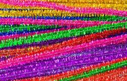 Productos de limpieza de discos de tubo brillantes Foto de archivo libre de regalías