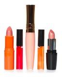 Productos de maquillaje Imagen de archivo
