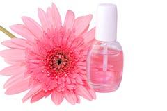 Productos de Nailcare Imagen de archivo