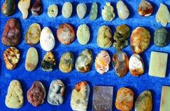 Productos del jade Imagen de archivo libre de regalías