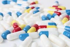 Productos farmacéuticos Fotos de archivo libres de regalías