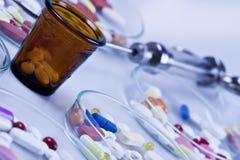 Productos farmacéuticos Fotografía de archivo