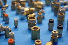 Productos industriales: grifo Fotografía de archivo libre de regalías