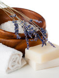 Products for bath, SPA, wellness and hygiene, Royalty Free Stock Image