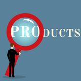 Products Stock Image