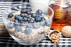 Products of a dietary food Stock Photography