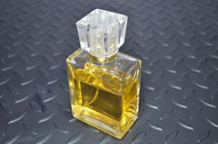 Products from perfume Stock Photography