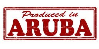 Produit dans Aruba illustration de vecteur