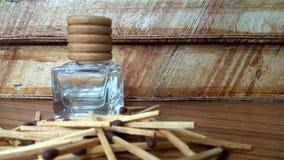 produit de beauté de bouteille photos stock