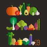 Produit-légumes frais de vegetables illustration stock