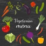 Produit-légumes frais de vegetables Concept de régime et d'aliment biologique Photos stock