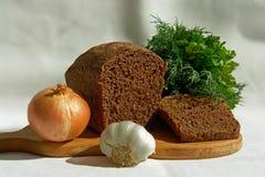 Produits alimentaires très utiles Image stock
