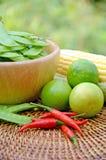Produits biologiques frais. Image stock