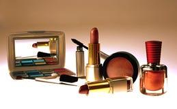 Produits de beauté images stock