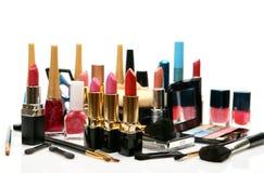 Produits de beauté décoratifs Images libres de droits