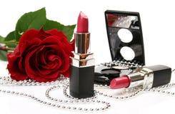 Produits de beauté décoratifs Photos libres de droits
